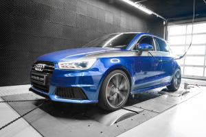 2016 Audi S1 Sportback 2.0 TSI Stage 2 by Mcchip-DKR