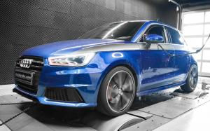 Audi S1 Sportback 2.0 TSI Stage 2 by Mcchip-DKR (8X) '2016