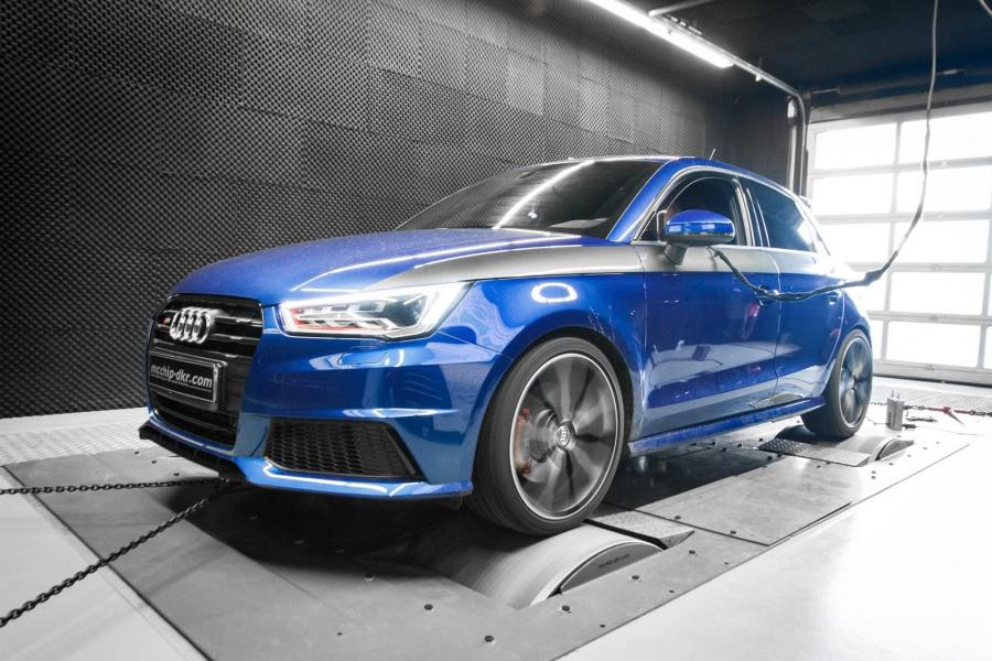 Audi S1 2.0 TSI Stage 2 by Mcchip-DKR