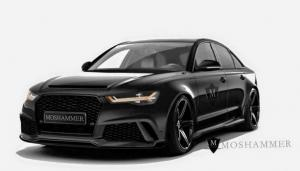 Audi S6 Sedan by Moshammer 2016 года