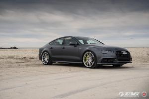 2016 Audi S7 Sportback by TAG Motorsport on Vossen Wheels (VPS-307T)