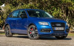 Audi SQ5 TDI Plus 2016 года (AU)