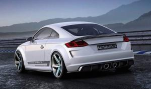 2016 Audi TT Aero Kit by Moshammer