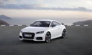 2016 Audi TT Coupe S-Line Competition