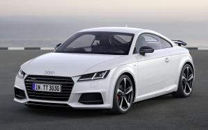 Audi TT Coupe S-Line Competition 2016 года (WW)