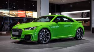 Audi TT RS Coupe 2016 года