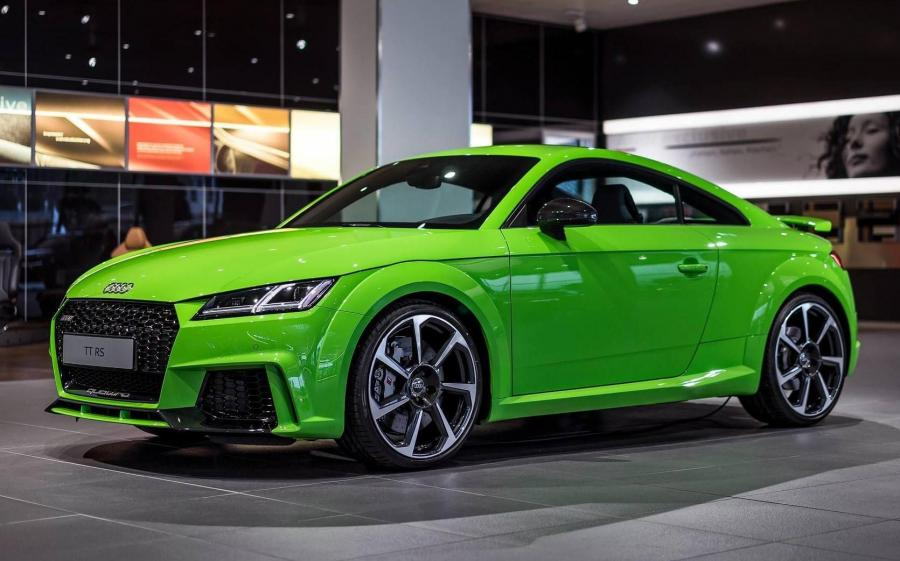 Audi TT RS Coupe '2016