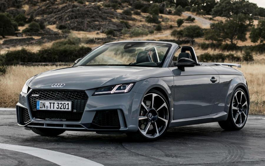 Audi TT RS Roadster (8S) (WW) '2016 - 19