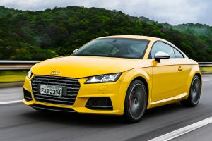 Audi TTS Coupe 2016 года