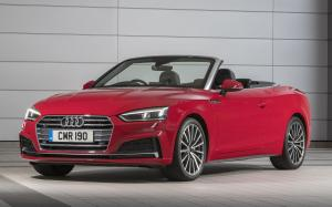 Audi A5 Cabriolet 2.0 TDI S-Line 2017 года (UK)