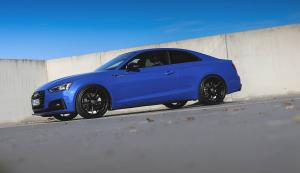 Audi A5 Coupe on HRE Wheels (FF04)