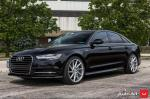 Audi A6 TFSI Quattro S-Line on Vossen Wheels (CVT) 2017 года