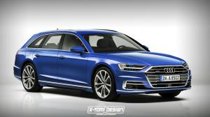 Audi A8 Avant by X-Tomi Design 2017 года