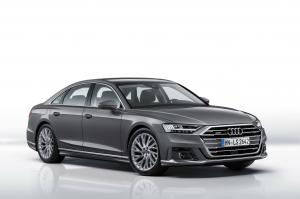 Audi A8 Sport Exterior Package 2017 года