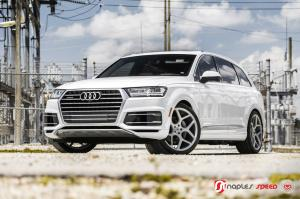Audi Q7 3.0T Quattro on Vossen Wheels (CG-205)