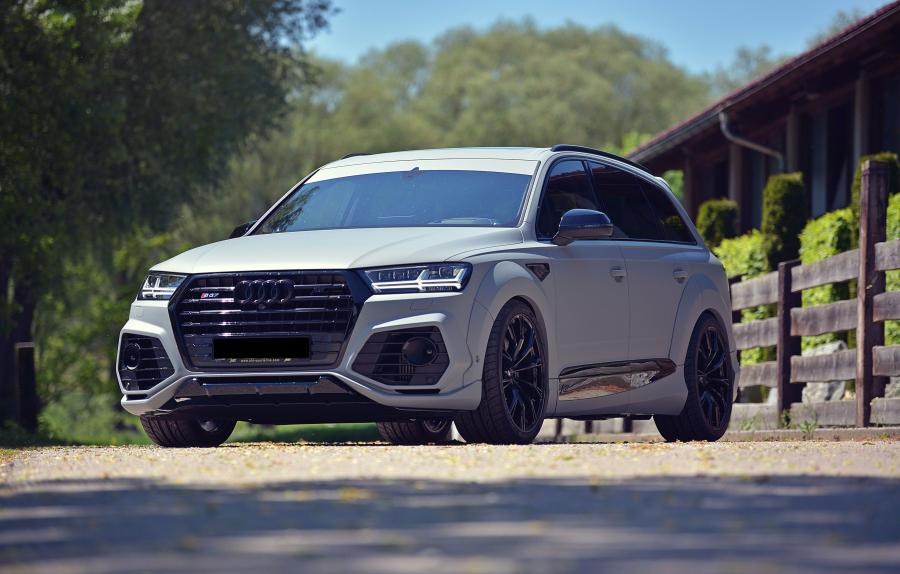 Audi QS7 by ABT