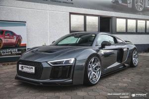 Audi R8 PD800 by Prior Design 2017 года
