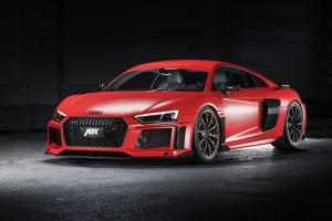 Audi R8 V10 Plus by ABT 2017 года