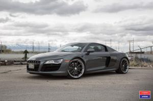 2017 Audi R8 V10 X Work on Vossen Wheels (VWS-1)
