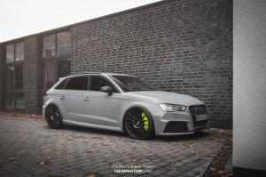 Audi RS3 Sportback Clubsport Project by Neidfaktor 2017 года