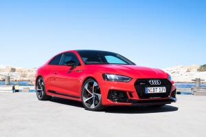 Audi RS5 Coupe 2017 года (AU)