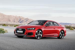 Audi RS5 Coupe 2017 года