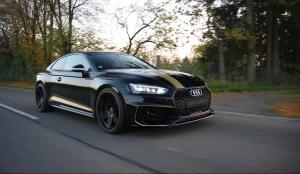 Audi RS5 Coupe RS500 by Manhart Racing 2017 года