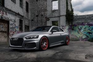 2017 Audi RS5 Coupe on Forgiato Wheels (TEC 2.5)