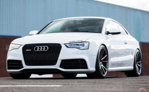 Audi RS5 Coupe on Vossen Wheels (VPS-301) 2017 года
