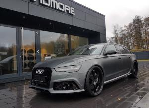 Audi RS6 Avant SC by Wheelsandmore 2017 года