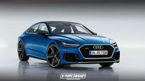 2017 Audi RS7 Sportback by X-Tomi Design