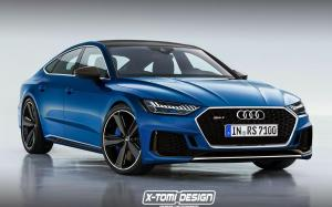 Audi RS7 Sportback by X-Tomi Design 2017 года