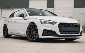 Audi S5 Sportback by TAG Motorsports on Vossen Wheels (S17-01) 2017 года