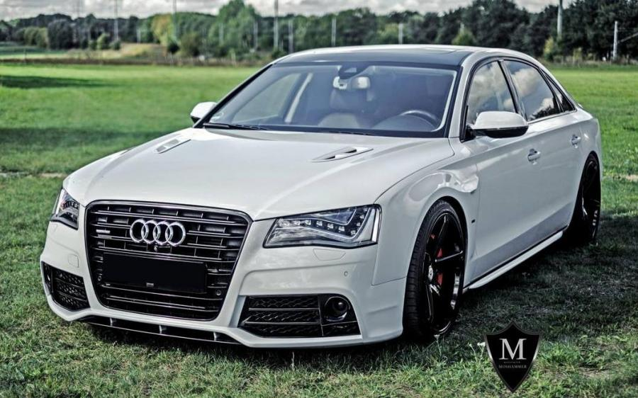 Audi S8 Plus Aero Kit by Moshammer '2017