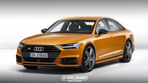 2017 Audi S8 by X-Tomi Design