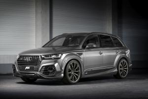 2017 Audi SQ7 TDI by ABT
