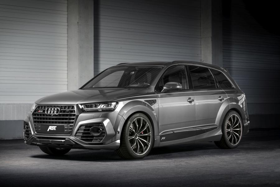 Audi SQ7 TDI by ABT