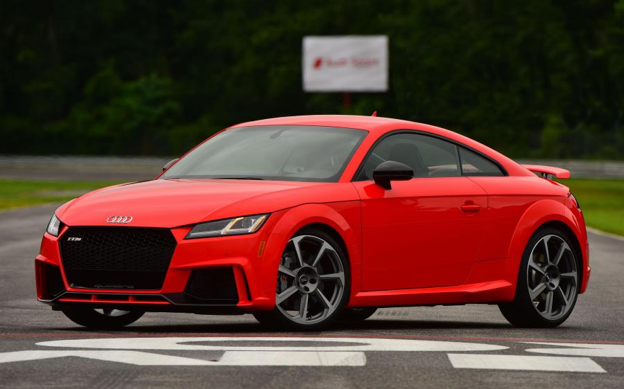 Audi TT RS Coupe (8S) (NA) '2017