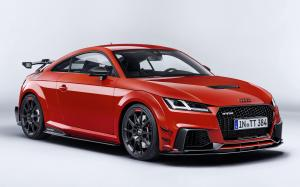 Audi TT RS Coupe Performance Parts 2017 года (WW)