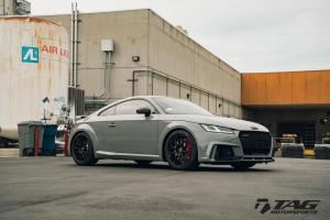 Audi TT RS by TAG Motorsports on HRE Wheels (RC100) 2017 года