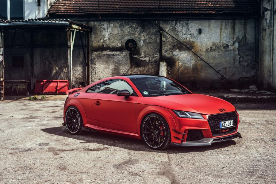 Audi TT RS-R in Red by ABT