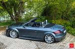 Audi TT Roadster on Vossen Wheels (VFS1) 2017 года