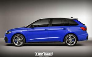 Audi A1 Avant by X-Tomi Design 2018 года