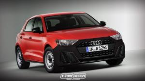 2018 Audi A1 Base Spec by X-Tomi Design