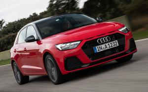 2018 Audi A1 Sportback 30 TFSI Advanced (WW)