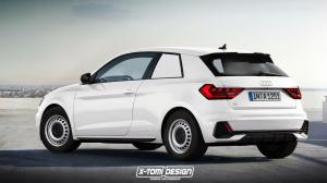 2018 Audi A1 Van by X-Tomi Design