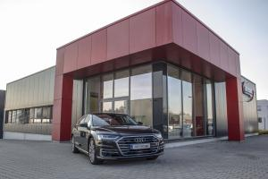 2018 Audi A8 55 TFSI Quattro by DTE Systems