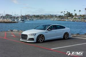 2018 Audi AS5 Sportback by ABT and TAG Motorsports on HRE Wheels (RS208M)