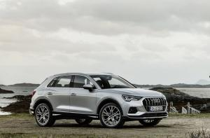 Audi Q3 Advanced 2018 года