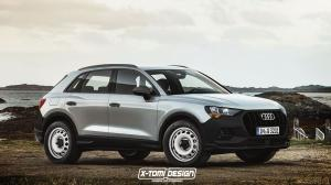 Audi Q3 Base Spec by X-Tomi Design